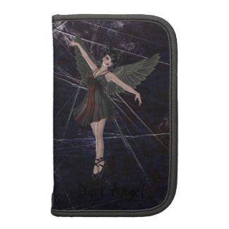 Dark Angel Gothic Folio Planner rickshawfolio