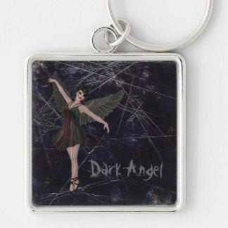 Dark Angel Gothic Key Chain