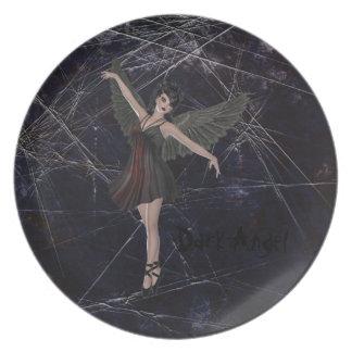Dark Angel Gothic Plate