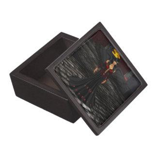 Dark Angel Keepsake Box