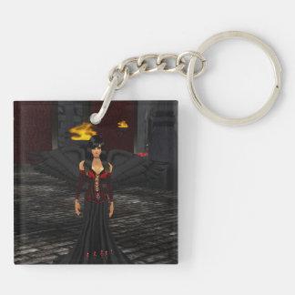 Dark Angel Key Chain