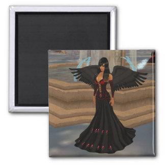Dark Angel Love Magnet