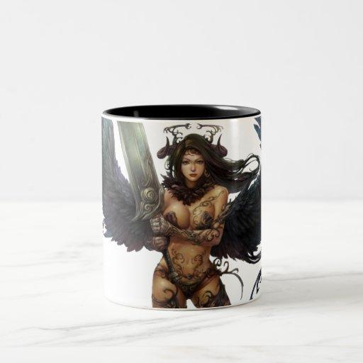 """Dark Angel Mug """"Sunilda"""", Mug"""