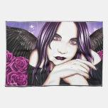 Dark Angel Towel