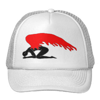 Dark Angel Trucker Hat
