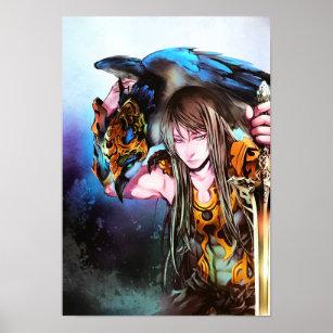 warrior angel posters photo prints zazzle