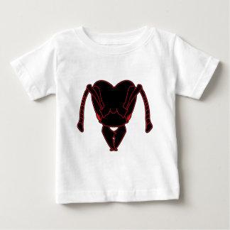 dark ant red baby T-Shirt