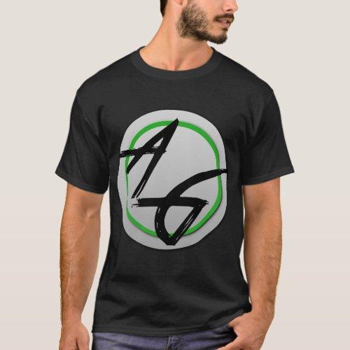 Dark APEX Gaming logo t_shirt