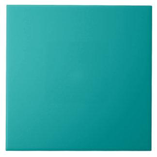 Dark Aqua Blue Green Fashion Color Trend 2014 Tile
