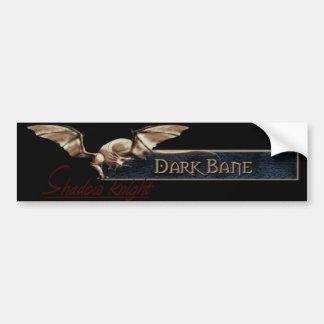 Dark Bane SK Bumper Sticker