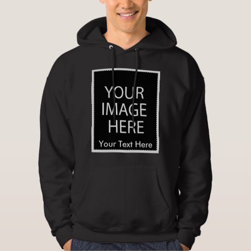 Dark Basic Sweatshirt Template