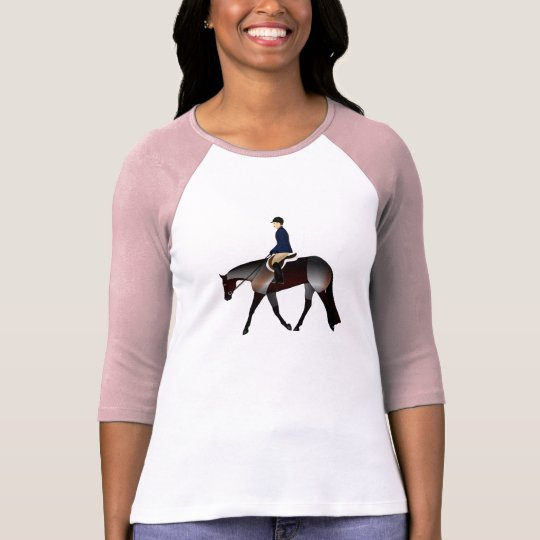 Dark Bay English Horse Shirt