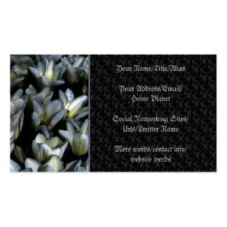 Dark Beauty Business Card