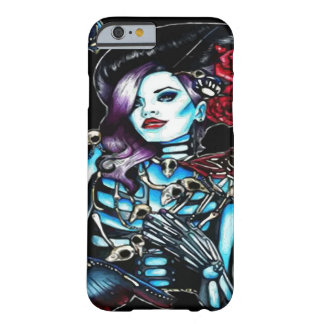 Dark Beauty Phone Case Barely There iPhone 6 Case