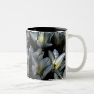 Dark Beauty Two-Tone Coffee Mug