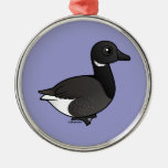 Dark-bellied Brant Goose Christmas Tree Ornaments