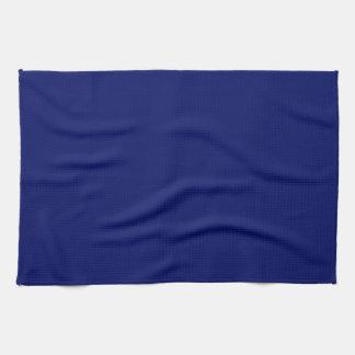 Dark Blue Background Towel