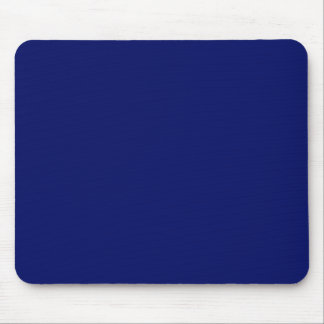 Dark Blue Background Mouse Pad