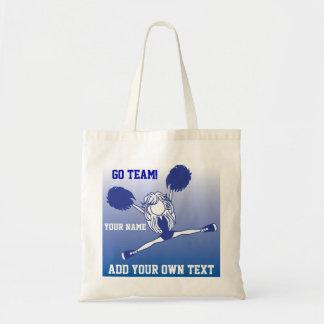 Dark Blue Cheerleader Bag