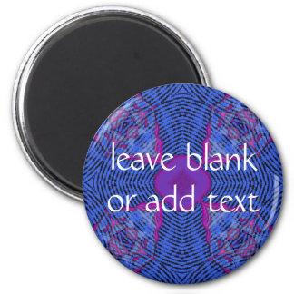 dark blue cross magnet