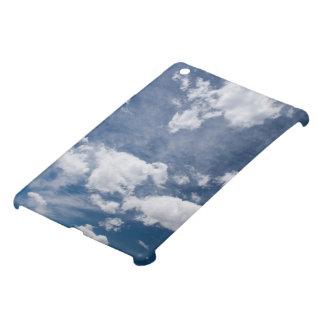 Dark blue deep sky iPad mini cases
