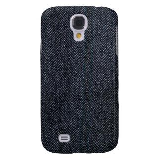 Dark Blue Denim Iphone 3 Case