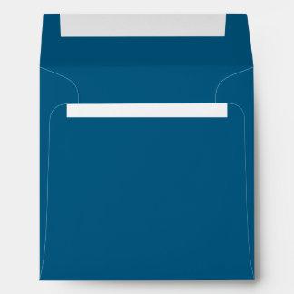 Dark Blue Envelopes