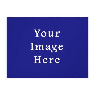 Dark Blue Hanukkah Chanukah Hanukah Template Canvas Print