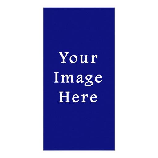 Dark Blue Hanukkah Chanukah Hanukah Template Photo Cards