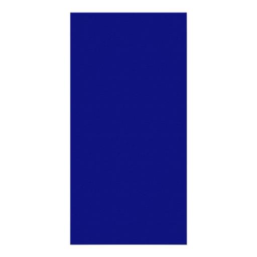 Dark Blue Hanukkah Chanukah Hanukah Template Photo Greeting Card