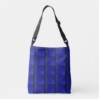 Dark Blue Lights Crossbody Bag