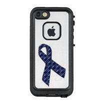 Dark Blue Metallic LifeProof FRĒ iPhone SE/5/5s Case