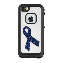 Dark Blue Metallic LifeProof FRĒ iPhone SE/5/5s Case