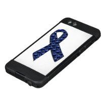 Dark Blue Metallic LifeProof NÜÜD iPhone 6 Case