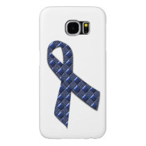 Dark Blue Metallic Samsung Galaxy S6 Case