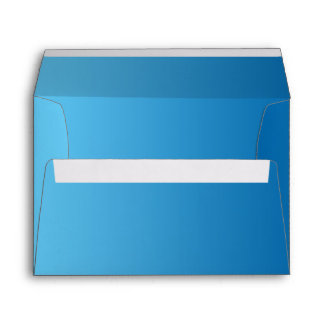 Dark Blue Ombre A7 Envelope