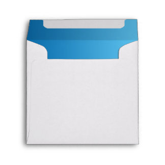Dark Blue Ombre Envelope