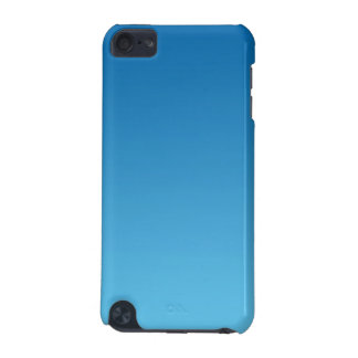 Dark Blue Ombre iPod Touch 5G Cover