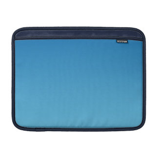 Dark Blue Ombre Sleeve For MacBook Air