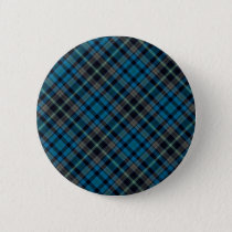 Dark Blue Plaid Button