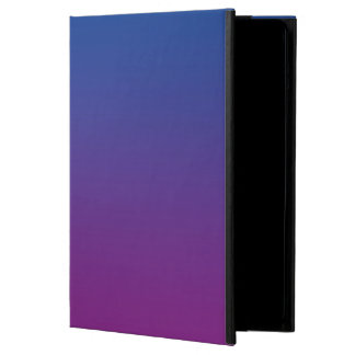 Dark Blue & Purple Ombre Case For iPad Air
