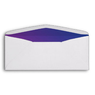 Dark Blue & Purple Ombre Envelope