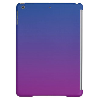 Dark Blue & Purple Ombre iPad Air Covers