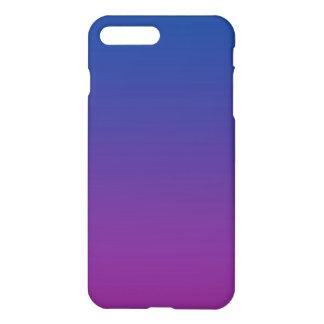 Dark Blue & Purple Ombre iPhone 7 Plus Case