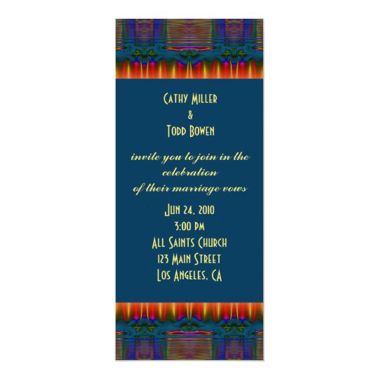 dark blue red yellow card