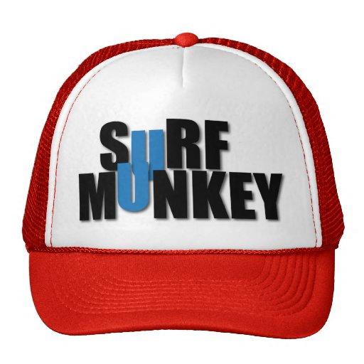Dark blue - Stacked Lettering design Trucker Hat