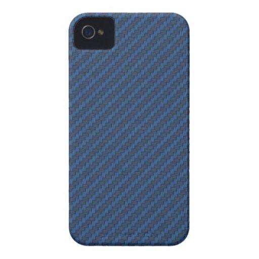 Dark Blue Striped Iphone 4/4S Case