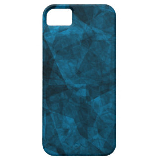 Dark Blue texture Custom iPhone 5 ID Case iPhone 5 Cover