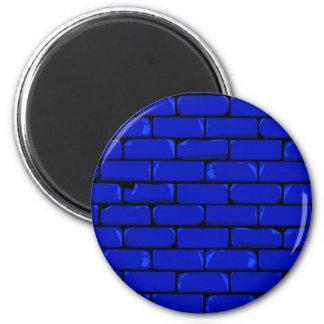 Dark Blue Wall Magnet