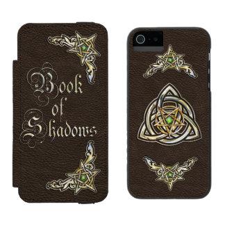 Dark Book of Shadows Incipio Watson™ iPhone 5 Wallet Case